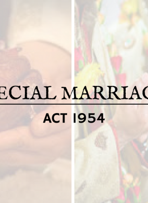 Special Marriage